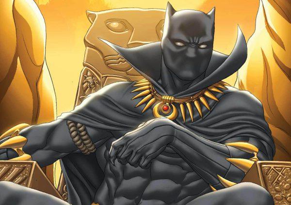 ¿Peligrará el trono de T'Challa en Black Panther?