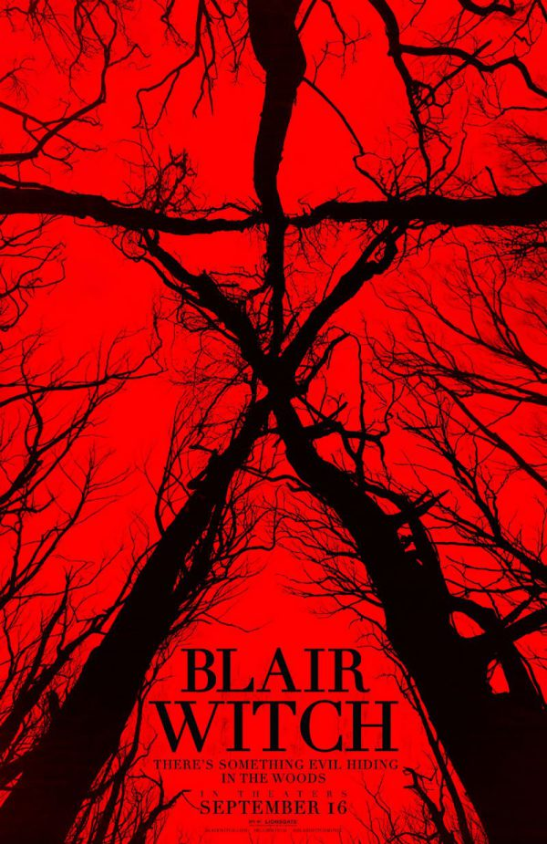 Donde dije The Woods digo Blair Witch