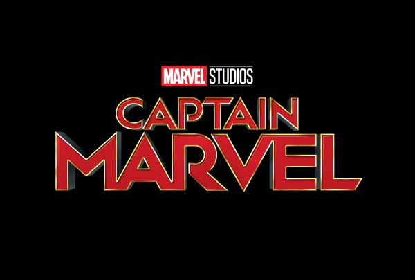 Captain Marvel Logo Marvel Studios