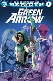 Green Arrow 01 cover