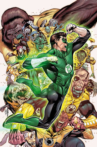 Hal Jordan and GLC#6