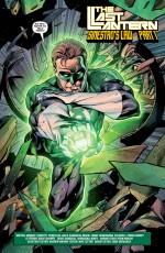 Hal Jordan a toda página