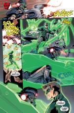 Hal Jordan en busca de respuestas