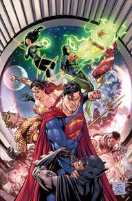 Justice League#7