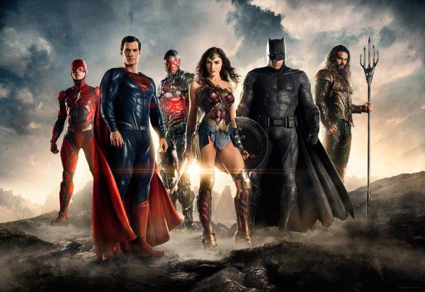 Justice League Imagen Oficial