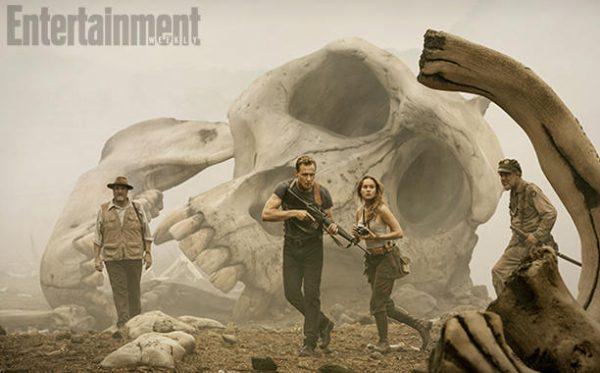 Primera imagen oficial de Kong: Skull Island