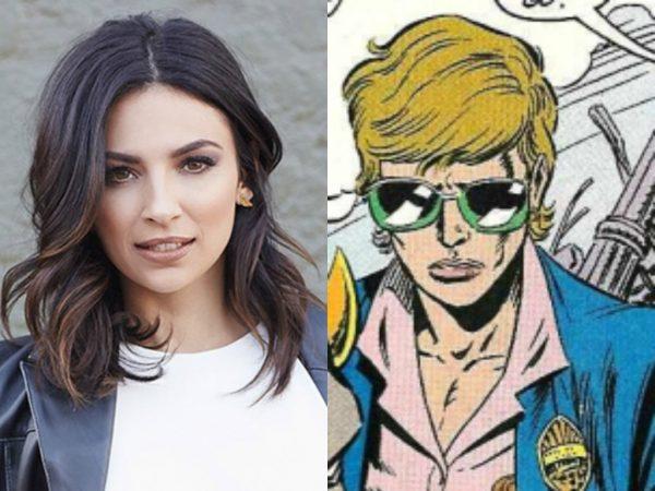 Floriana Lima será Maggie Sawyer en Supergirl