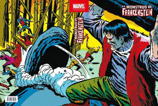 Marvel-Limited-Edition.-El-Monstruo-de-Frankenstein portada2