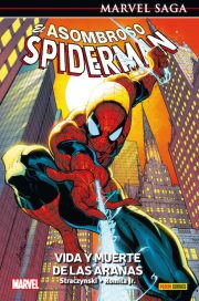 Marvel-Saga-Spiderman-3-portada