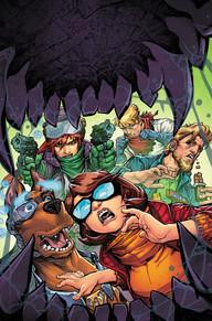 Scooby apocalypse#5