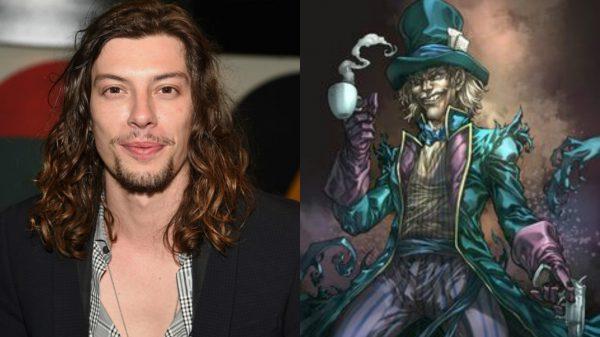 Benedict Samuel será el Sombrerero Loco en Gotham