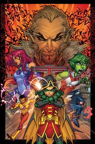 Teen Titans#1