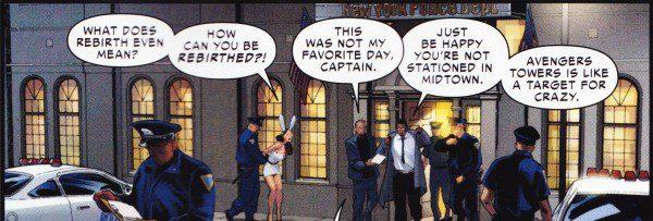 comic americano 10