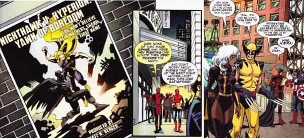 comic americano 11
