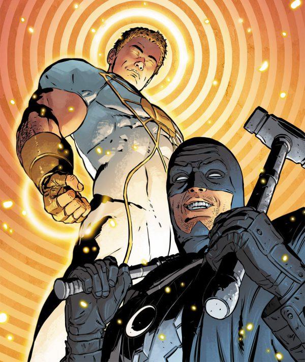 comic americano 12