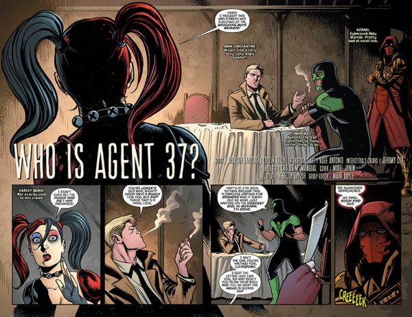 comic americano 13