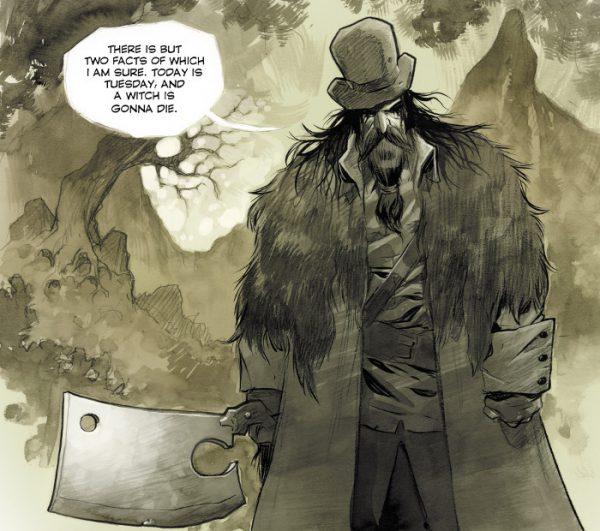 comic americano 16