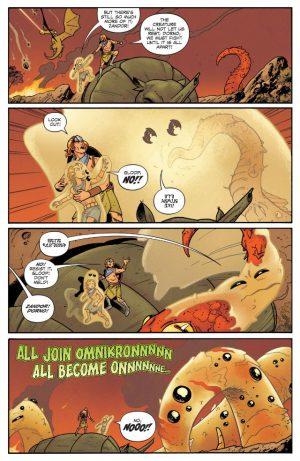 comic americano 2 50