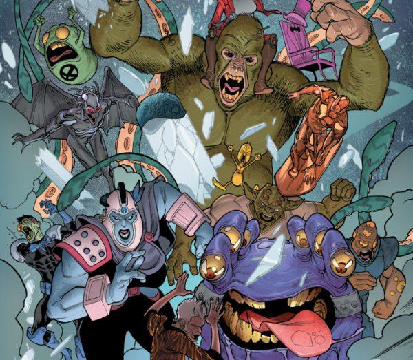 comic americano 20