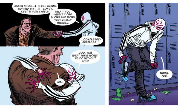 comic americano 28