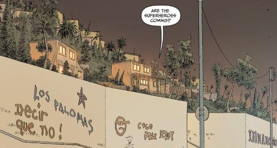 comic americano 33