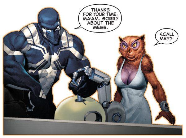 comic americano 37