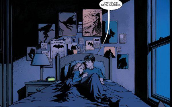 Batman te protege por las noches