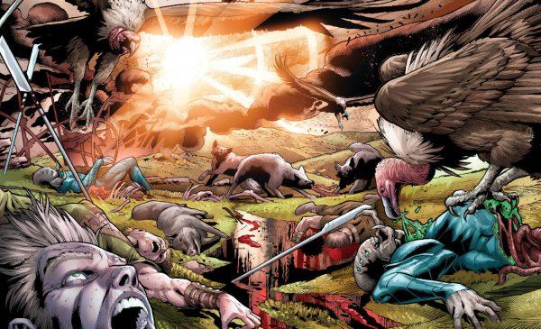 comic americano 5 05
