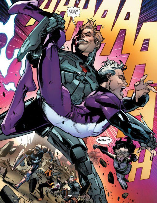 comic americano 5 08