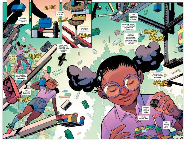 comic americano 5 15