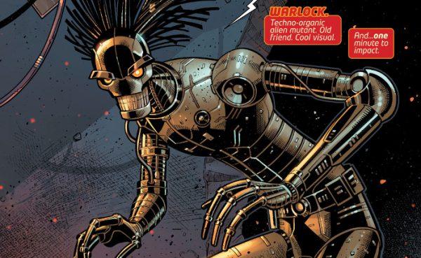 comic americano 5 21
