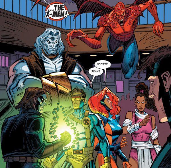 comic americano 5 23