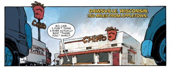 comic americano 5 25