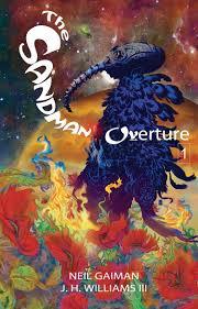 Portada de Sandman Overture