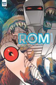 ROM IDW-Portada