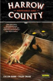Harrow County-Portada