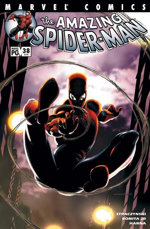 Amazing Spiderman 38