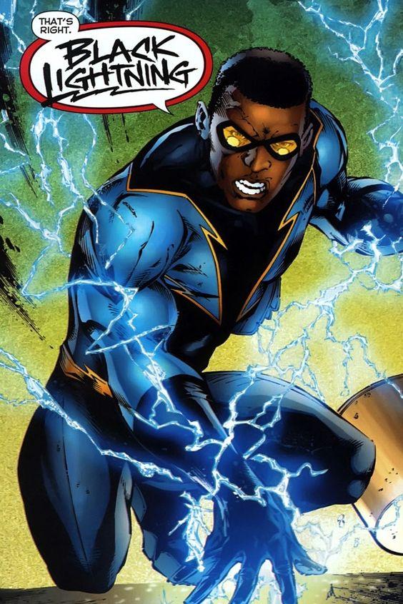 Black Lightning podría tener serie propia