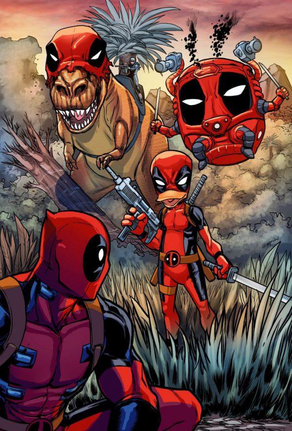 Deadpool Kills Deadpool Salva Espin 1