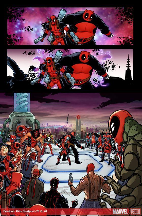 Deadpool Kills Deadpool Salva Espin 2