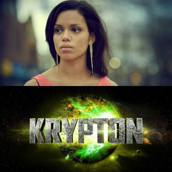 Georgina Campbell, protagonista de Krypton