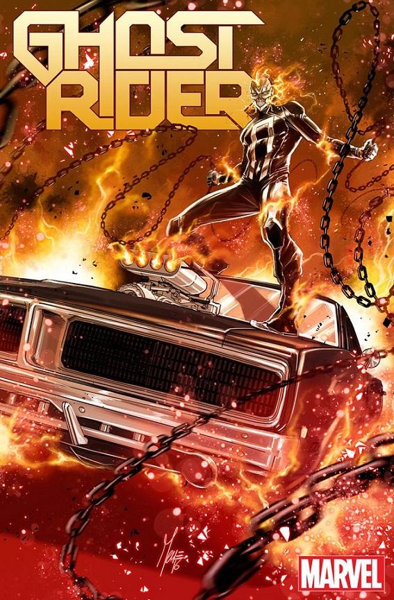 Ghost Rider Marco Checchetto
