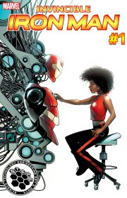 Iron Man Iron Heart Riri Williams 2