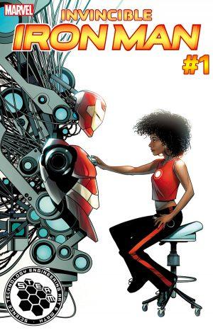 Iron Man Iron Heart Riri Williams 2