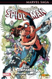 Marvel-Saga-Spiderman-4-Portada