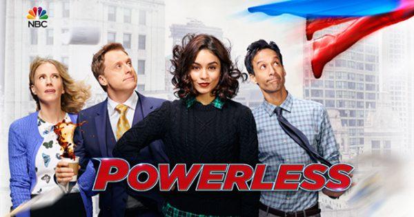Powerless se ha quedado sin showrunner