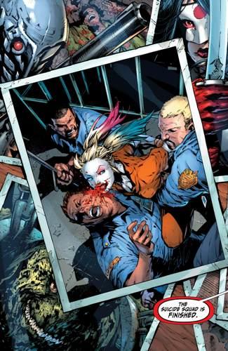 Harley vuelve a ser la más carismática y loca del grupo