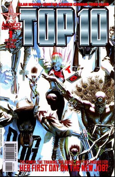 La mítica Variant Cover de Alex Ross