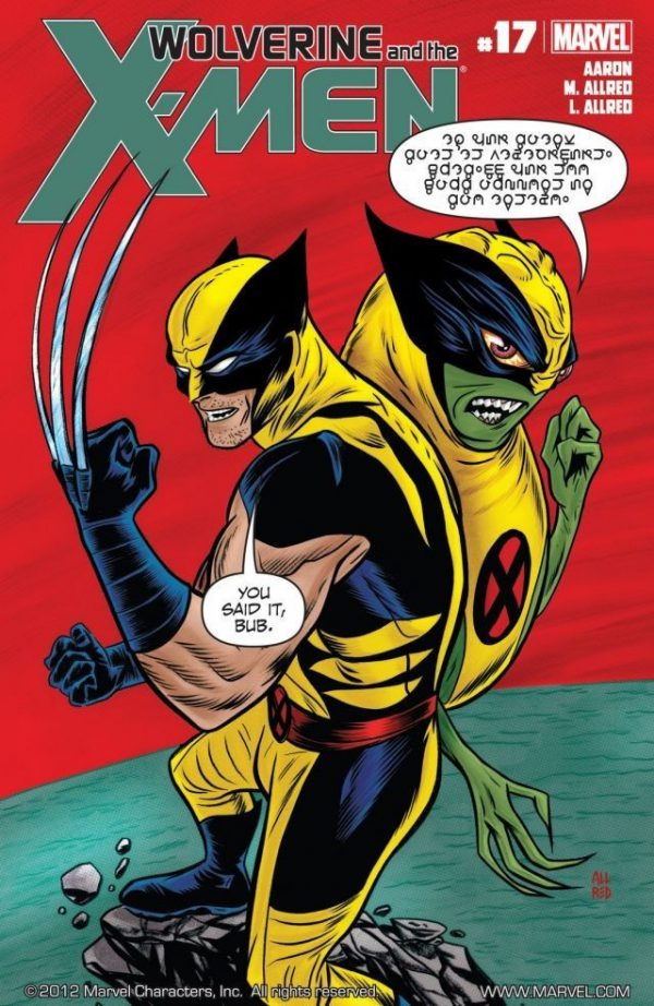 Wolverine and the X Men 017