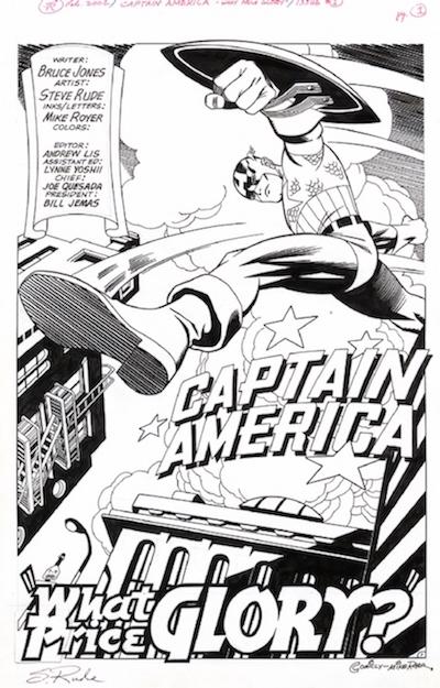 Ilustración del cómic